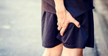 膝の手術のあと、落ちた筋力は回復するのか?の写真
