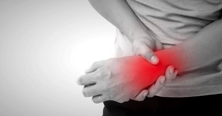 手首の骨折のひとつ、橈骨遠位端骨折のリハビリについて解説の写真