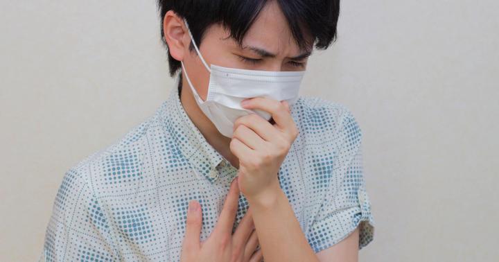 【アトピー咳嗽の診断基準・治療】痰がからまない咳が続く症状が特徴の写真