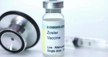 痛い水ぶくれ「帯状疱疹」はワクチンで防げるか?の写真