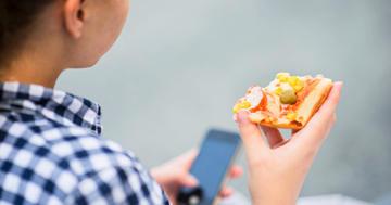 糖尿病になりそうな人はテキストメッセージで体重減?の写真