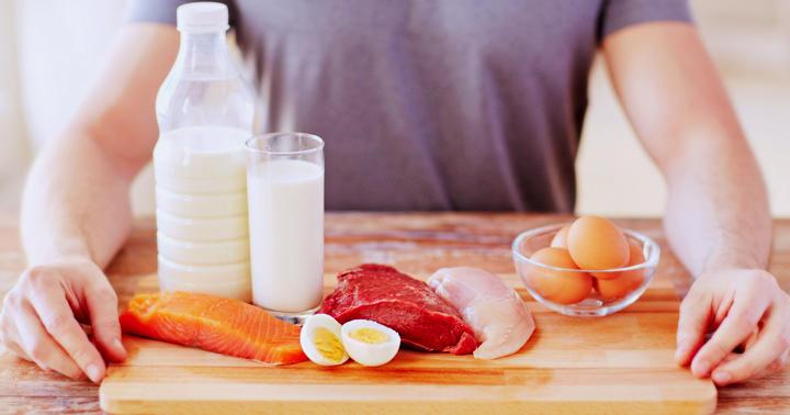 運動を伴う低カロリー高タンパク質食、そのダイエット効果は?の写真