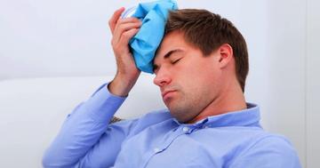 二日酔い、頭痛などに対する漢方薬の五苓散(ゴレイサン)の作用の写真