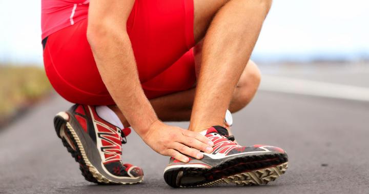 足首のけがの後、プロスポーツ選手はどれくらいで復帰できる?の写真