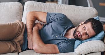 クローン病の食事療法は腹痛や下痢の治療になるの?の写真