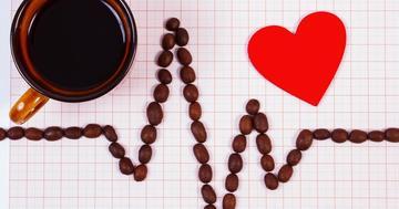 中年までの軽症高血圧患者では、コーヒー摂取量が増えるほど、重篤な心血管系疾患の発症リスクも増加の写真