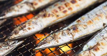 赤肉、鶏肉の代わりに脂肪の多い魚を週に150g食べて心筋梗塞減少の写真