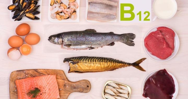 血中ビタミンB12濃度が低めだと記憶力が低い傾向にの写真