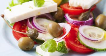 オリーブオイルで調理したトマトでコレステロール値が下がったの写真