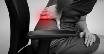 仕事ができないほどの腰痛は治療で治るのか?の写真