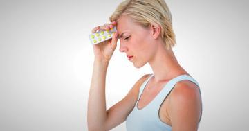 肩こりで頭が重くなる緊張型頭痛の予防に、SSRIとSNRIは本当に効くのか?の写真