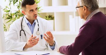 肺がんの治療中にうつになる人が減った!もっと詳しい情報提供の結果の写真