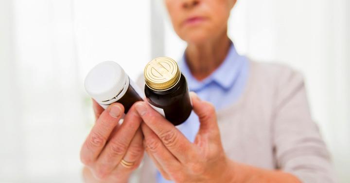 糖尿病による失明を防ぐ薬、低血糖を起こしにくい薬の写真