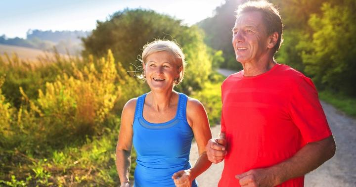 休暇に体を動かす人に多いがん、少ないがんの写真