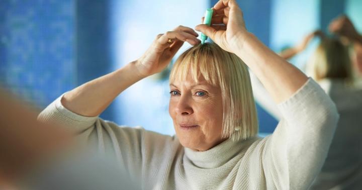 女性の男性型脱毛症(AGA)に2種類の薬は効くのか?の写真