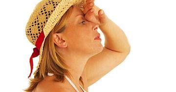 熱中症で頭痛が出ることはある?の写真