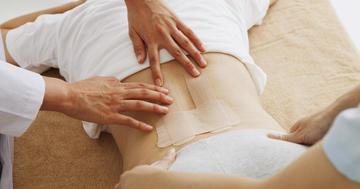 慢性腰痛にキネシオテーピングは効かない?運動・徒手療法と組み合わせた結果の写真