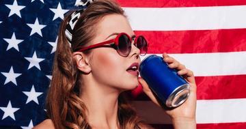 エナジードリンクを1缶飲むと血圧が6mmHg上がったの写真