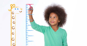 成長ホルモン欠乏症にソマバラタンで身長が半年で4cm伸びたの写真