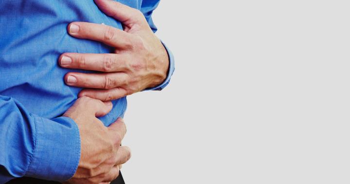 腸が詰まって入院に、69歳男性の腹痛の原因がわかるまでの写真