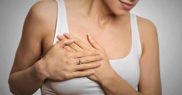 乳がんの症状に気付いていたのに診断が遅れた女性の4つの特徴の写真