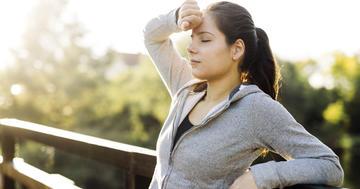 慢性疲労症候群に運動療法は効く?の写真