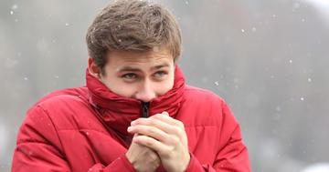 大雪の次の日は男性の心筋梗塞が多い?カナダの調査からの写真