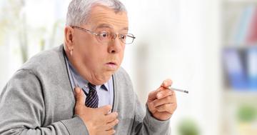 喫煙で息が吐けなくなる「COPD」では肺炎球菌ワクチンを打つべき?の写真
