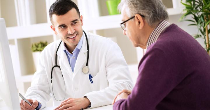 再発した前立腺がんのホルモン療法は放射線療法の効果を増強できるか?の写真