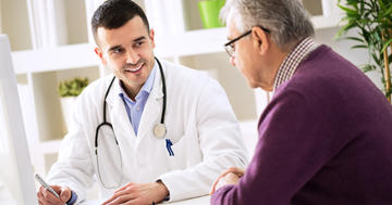 再発した前立腺がんのホルモン療法は放射線療法の効果を増強できるか?の写真 (C) didesign021- iStock