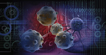NK細胞ががん化、日本の358人の患者から治療後の生存率を推計の写真