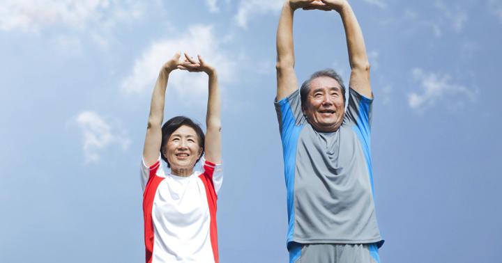 動くと息が切れる間質性肺疾患の患者はみんな運動で元気になるのか?の写真