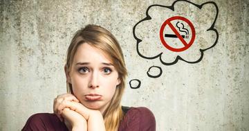 未成年の喫煙を予防する動機付けは効果を示していないの写真