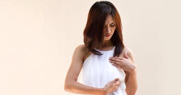 乳がんの症状に気付いたのに病院に行かなかったのはなぜ?震災前後の変化の写真